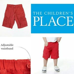 FREE w Bundle! Red 10 Children's Place Shorts
